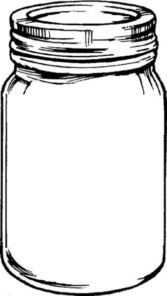 Free mason jar clipart png transparent library Free Mason Jar Vector, Download Free Clip Art, Free Clip Art on ... png transparent library