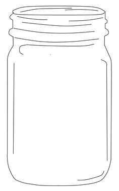 Clipart of mason jars clip transparent library Mason Jar Clip Art & Look At Clip Art Images - ClipartLook clip transparent library