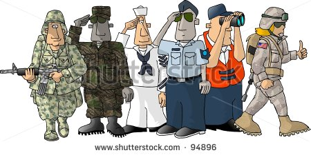 Pictures of uniforms for branches of military clipart picture freeuse download Free Us Military Cliparts, Download Free Clip Art, Free Clip Art on ... picture freeuse download
