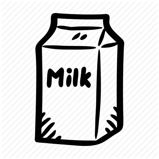 Milk carton clipart royalty free library Kids Logo clipart - Milk, transparent clip art royalty free library