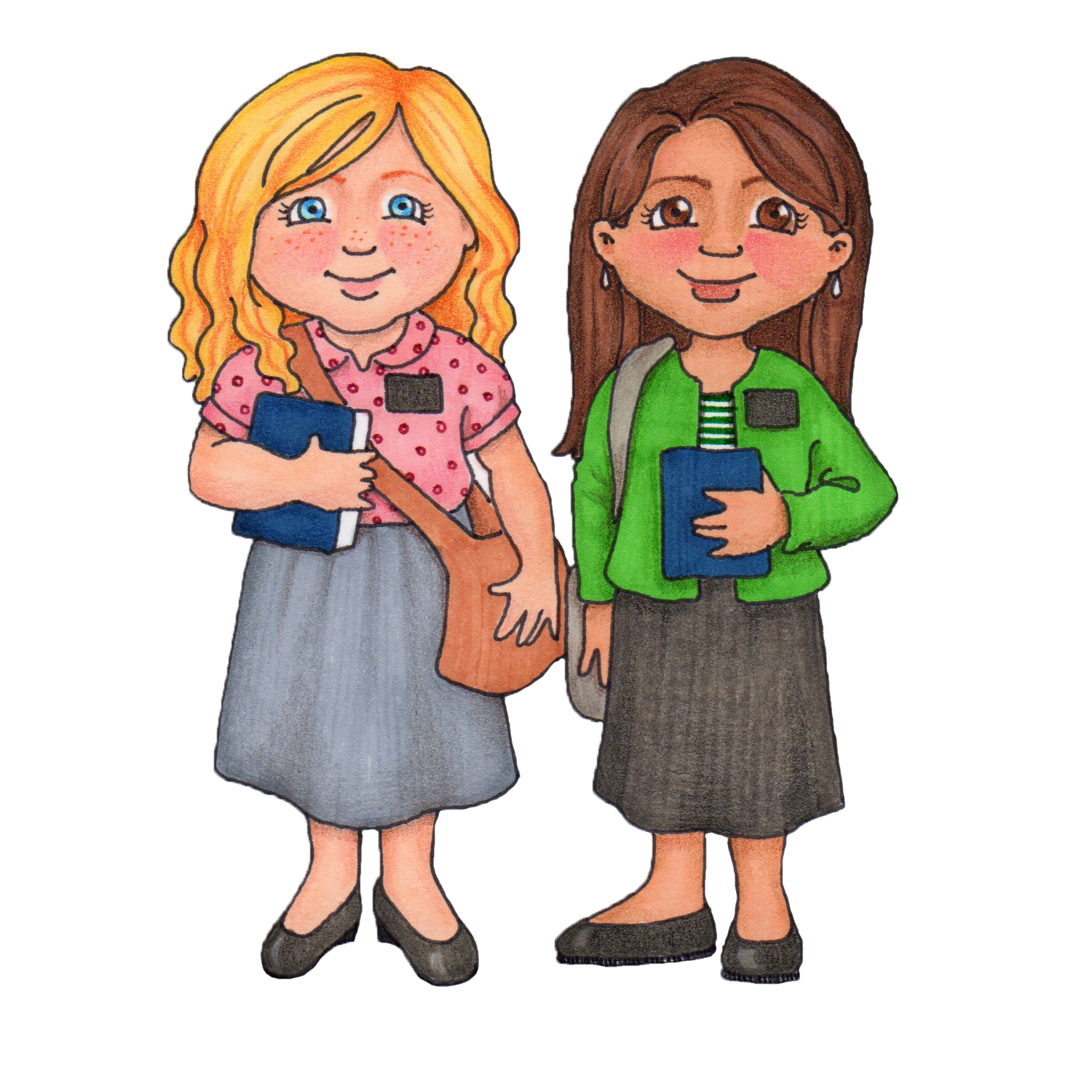 Clipart of missionaries svg freeuse library Missionaries! | For My Missionary | Lds clipart, Lds primary ... svg freeuse library