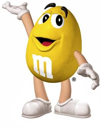 M & m characters clipart image stock I love M&M characters. Yellow is my favorite! | Things I Love ... image stock