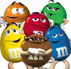 Free m&m candy clipart.  best m images