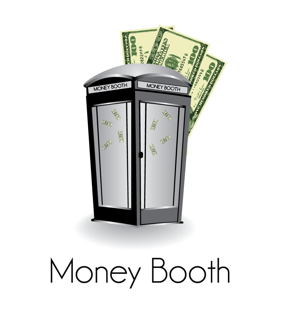 Clipart of money machine vector black and white library Infinity Solutions Sheboygan   DJ Sheboygan   Photo Booth Sheboygan ... vector black and white library