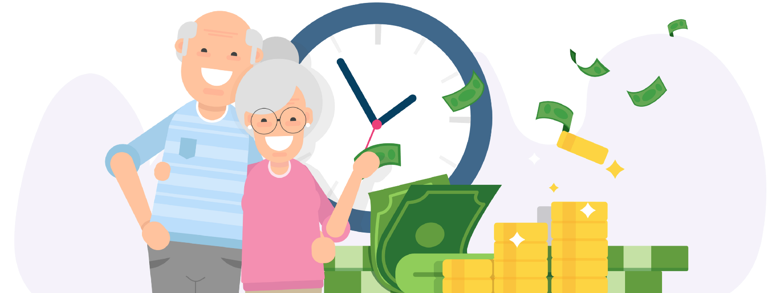 Clipart of money with benefits image freeuse download Smarter retirement planning through employee benefits image freeuse download