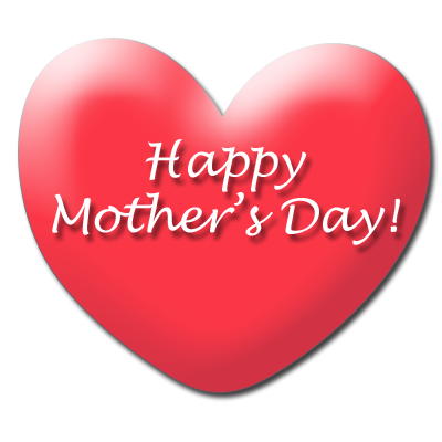 Free mother s vector. Clipart of mothers day hearts