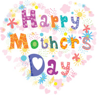Clipart of mothers day hearts. Search results for mother