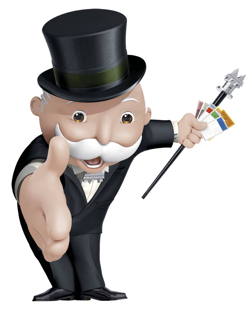 Clipart of mr money bags banner royalty free Image - Mr-monopoly.png | Kingdom Hearts Fanon Wiki | FANDOM powered ... banner royalty free