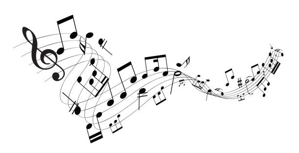Clipart of music staff picture royalty free Top Musical Staff Clip Art Vector Graphics And Illustrations IStock ... picture royalty free