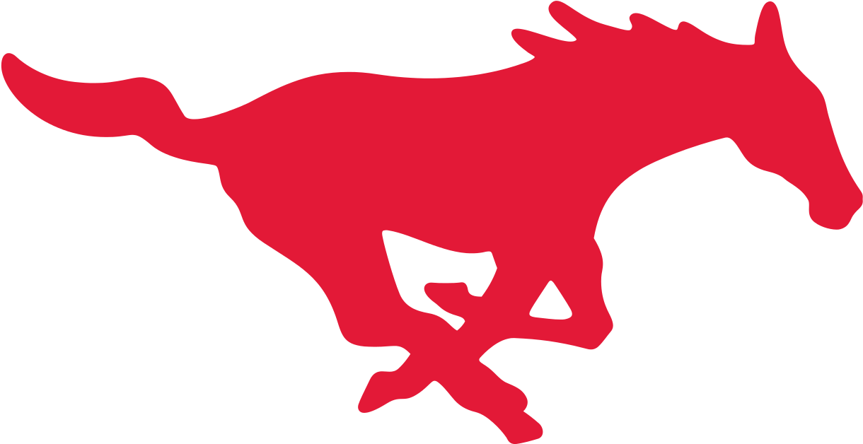 Clipart of mustang graphic royalty free download Mustang Mascot Logo - Smu Mustangs Clipart - Full Size Clipart ... graphic royalty free download