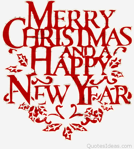Christmas and a happy new year clipart image Best Merry Christmas and Happy new year 2016 clip art image