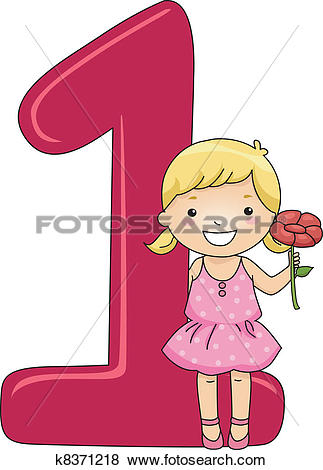 Clipart of number 1 clipart free library Clip Art of Number Kid 1 k8371218 - Search Clipart, Illustration ... clipart free library