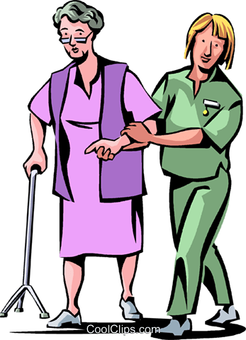 Clipart of nurses and patients banner royalty free library Nurses with Patients Royalty Free Vector Clip Art illustration ... banner royalty free library