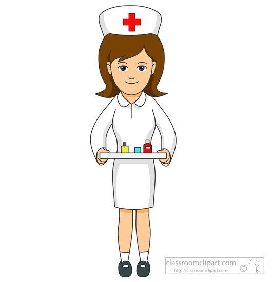 Clipart of nurses and patients image Free Nurse Clip Art Pictures - Clipartix | Nursing | Nurse clip art ... image