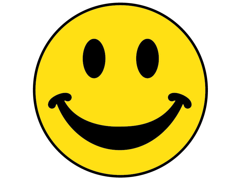 Clipart of of smiley face of unfavorable opinion svg free download Hollywood liberal: Yellow smiley faces are a symbol of white ... svg free download