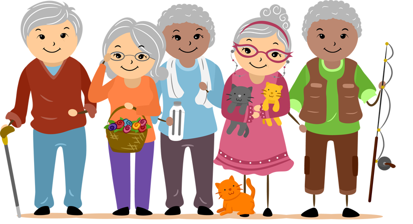 Clipart of old people on bus image transparent library Free Elderly Bus Cliparts, Download Free Clip Art, Free Clip Art on ... image transparent library