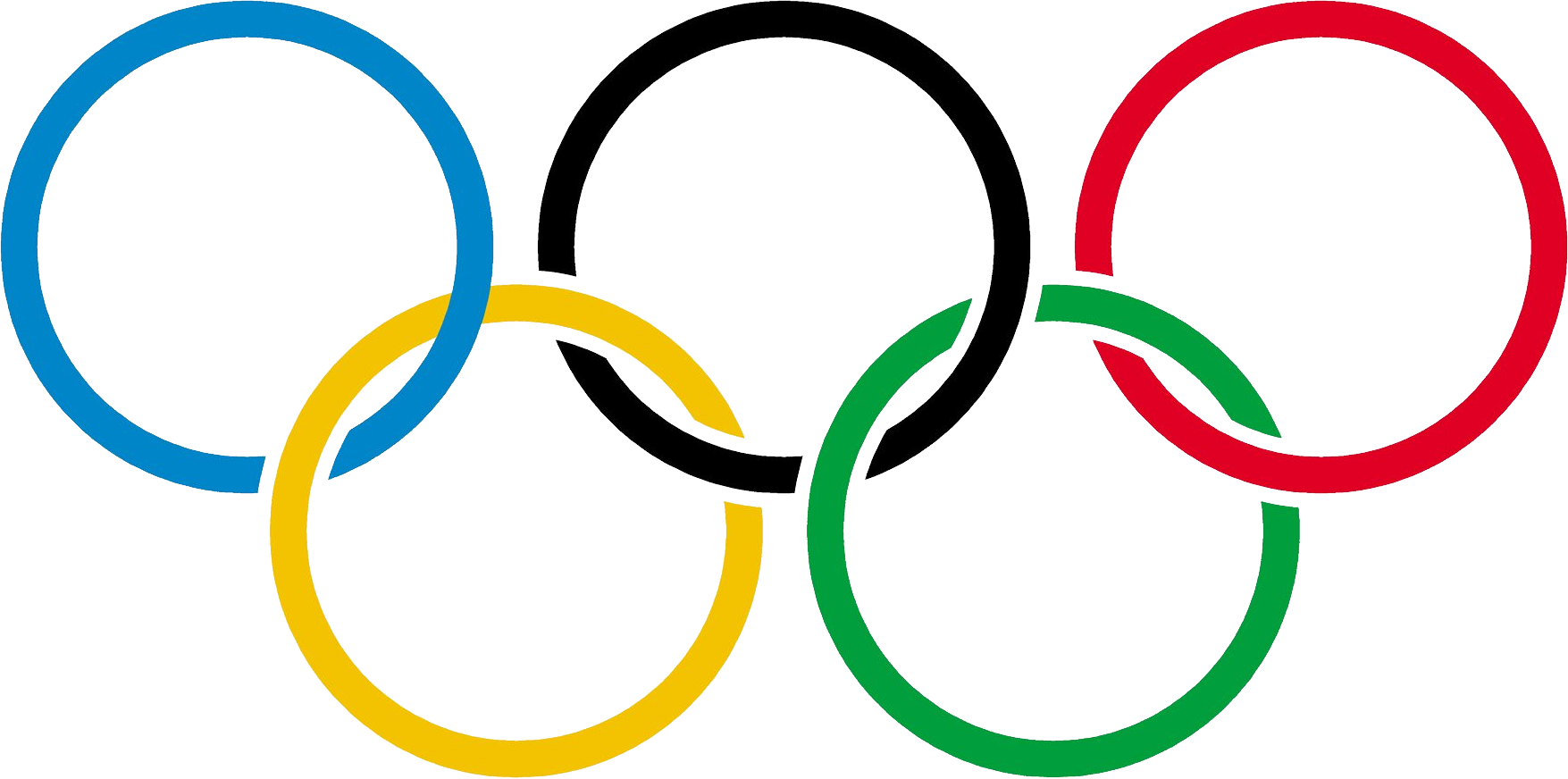 Clipart of olympic rings graphic royalty free library Olympic rings PNG images free download graphic royalty free library