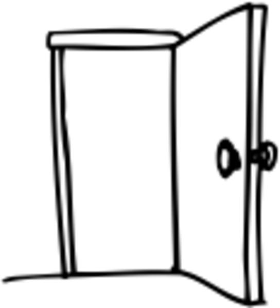 Clipart celebration closed doors freeuse download Open Door Free Clipart - Clipart Kid | Gateways-Open-Doors | Door ... freeuse download