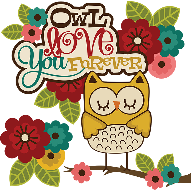 Clipart of owl saying i ll miss you jpg transparent download Owl Love You Forever SVG owl clip art cute owl clipart cute owl clip ... jpg transparent download