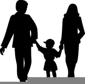 Clipart of parents and child graphic freeuse Free Clipart Parents And Child | Free Images at Clker.com - vector ... graphic freeuse