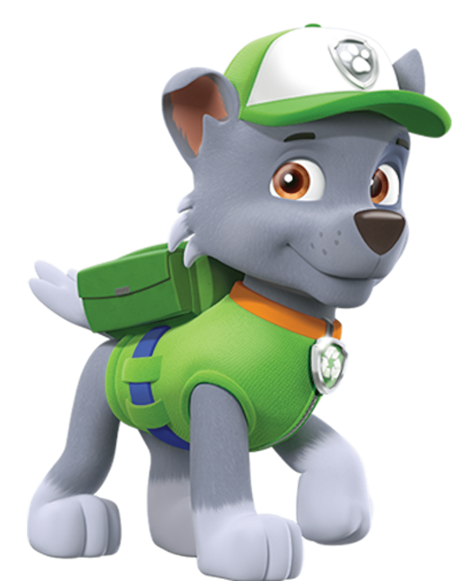 Clipart of paw patrol black and white download Rocky Paw Patrol Clipart Png black and white download