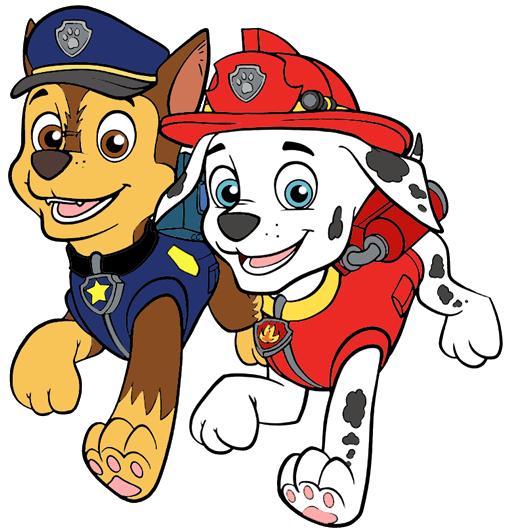 Clipart of paw patrol jpg royalty free library Paw Patrol Clip Art Images | Cartoon Clip Art jpg royalty free library