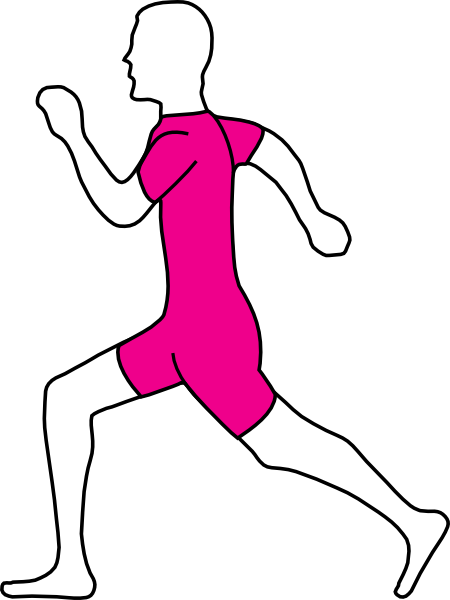 Clipart of people running to the left image transparent Free Animated People Running, Download Free Clip Art, Free Clip Art ... image transparent
