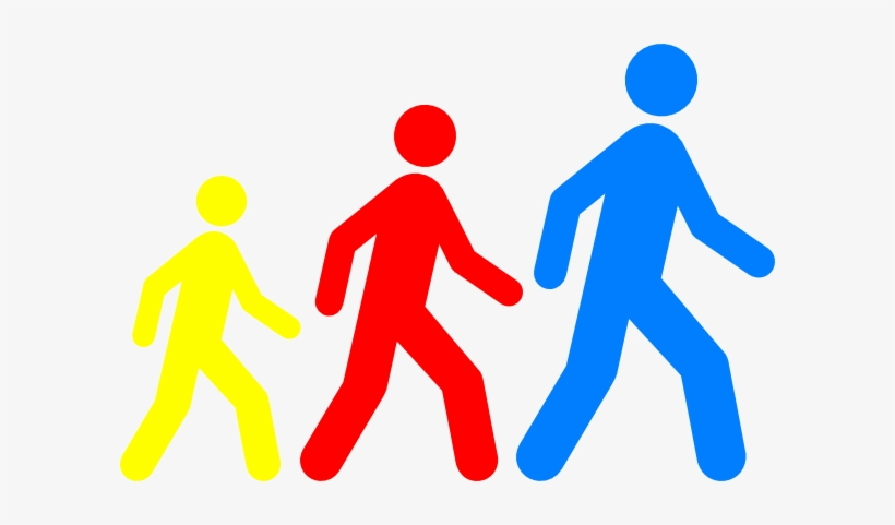 Clipart of people walking picture stock Walking Club Clipart - People Walking Clipart - Free Transparent PNG ... picture stock