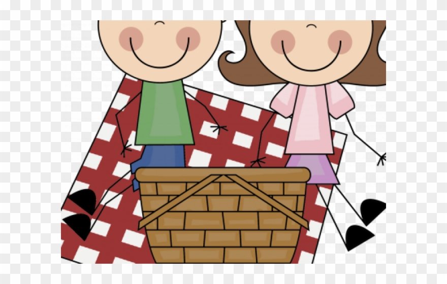 Clipart of people with disabilities having a picnic image transparent download Picnic Table Clipart Transparent Background - Png Download (#3007145 ... image transparent download