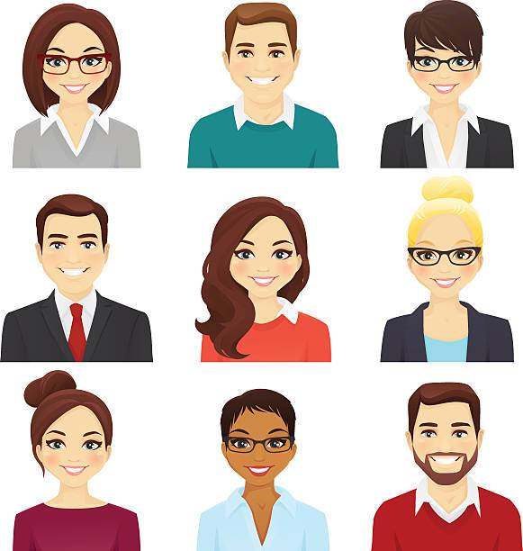 Clipart of people-s faces royalty free Clipart of peoples faces » Clipart Portal royalty free