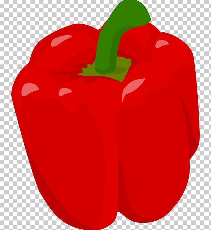 Clipart of peppers vector transparent Bell Pepper Chili Pepper PNG, Clipart, Apple, Bell Pepper, Bell ... vector transparent