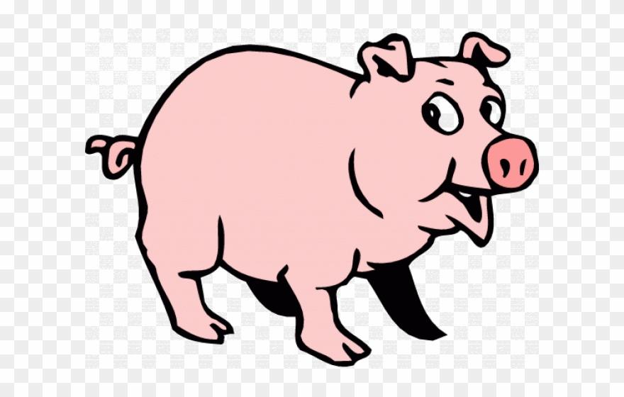 Oink clipart vector transparent download Pig Clipart Pork - Clip Art Image Of Pig - Png Download (#1914190 ... vector transparent download