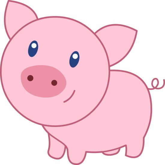Vomiting pig clipart clip black and white download Free Cute Pig Cliparts, Download Free Clip Art, Free Clip Art on ... clip black and white download