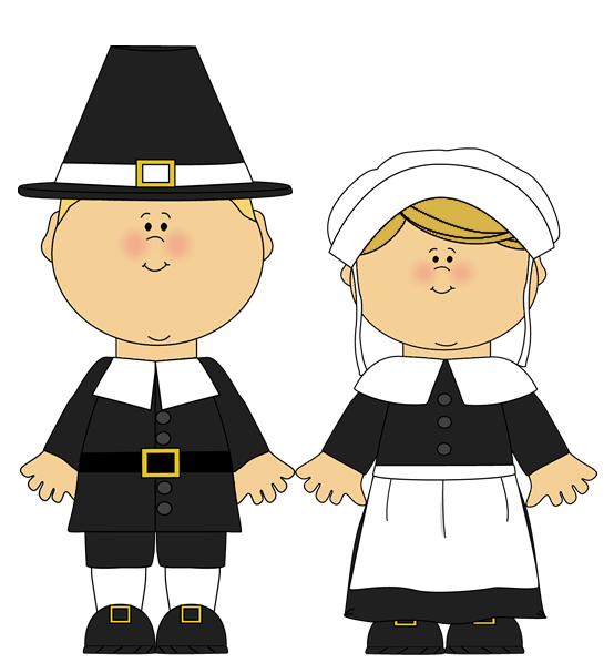 Thanksgiving pilgrim clipart image free download Male Pilgrim and Female Pilgrim PNG Clipart | Gallery Yopriceville ... image free download
