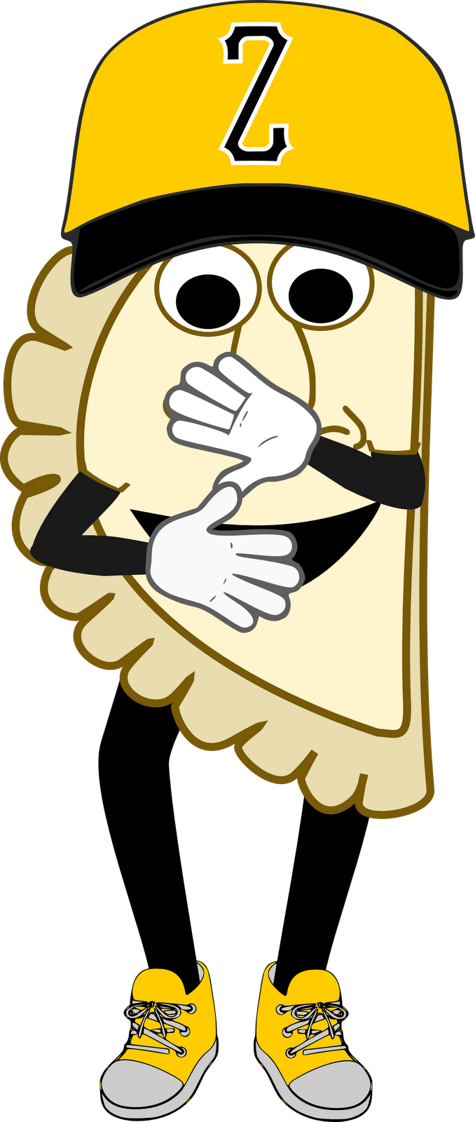 Clipart of pittsburgh pirates baseball players jpg stock The Classy Yinzer: The Pittsburgh Pirates, The Zoltan Hand Signal ... jpg stock