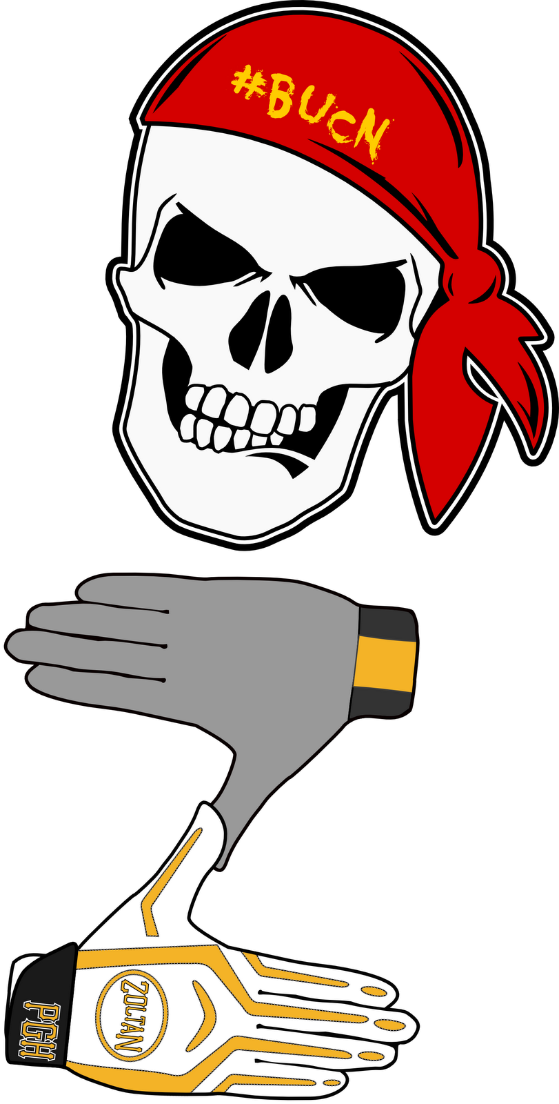 Clipart of pittsburgh pirates baseball players png library stock Pirate's Zoltan signal | Boys of Summer- Pittsburgh Pirates ... png library stock