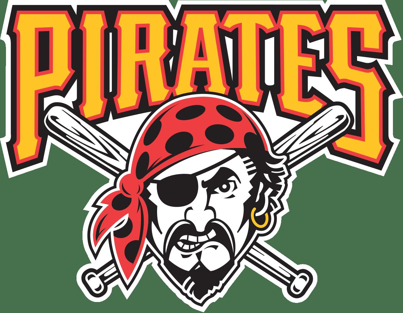 Pirate football clipart image transparent download Pittsburgh Pirates Pirate Logo transparent PNG - StickPNG image transparent download