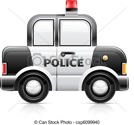 Clipart of police car picture royalty free stock Police car Stock Illustrations. 4,428 Police car clip art images ... picture royalty free stock