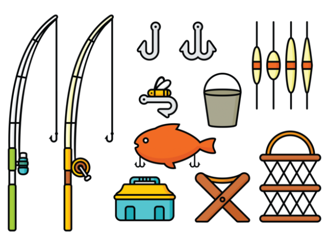 Fishing Rod Clipart bamboo - Free Clipart on Dumielauxepices.net clipart download