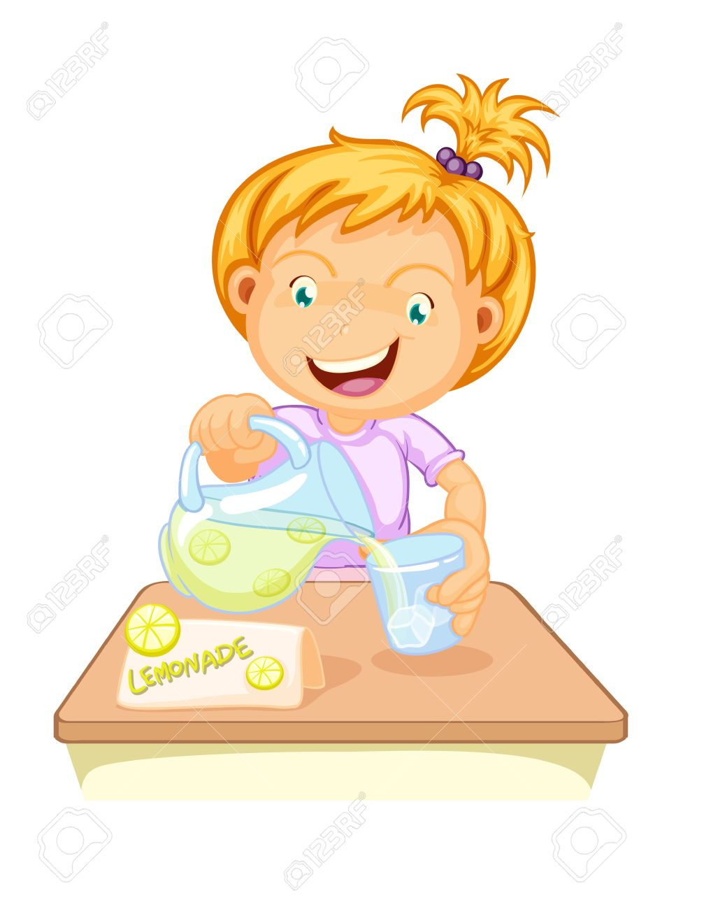 Clipart of pouring juice in a cup graphic transparent download Pour Juice Clipart graphic transparent download