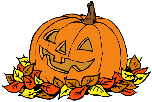 Halloween leaves clipart svg library download Free Pumpkin Leaves Clipart, Download Free Clip Art, Free Clip Art ... svg library download