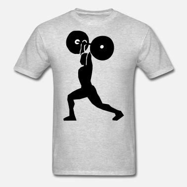 Clipart of putting t-shirt on overhead vector royalty free library Weight lifting clip art Men\'s Premium T-Shirt | Spreadshirt vector royalty free library