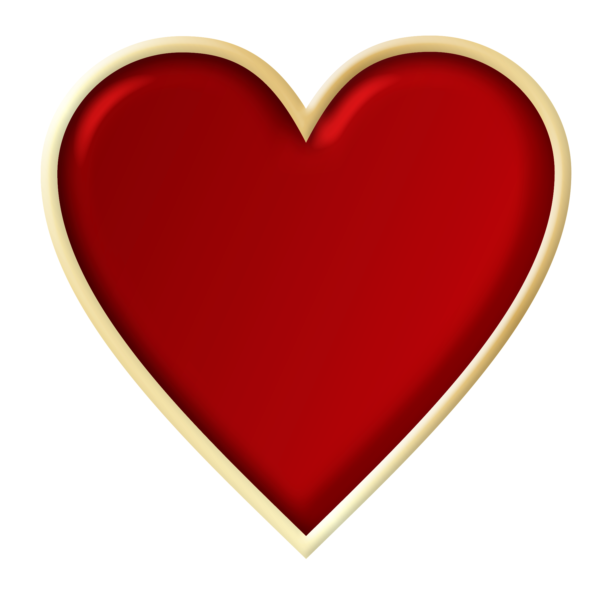 Clipart of red heart picture freeuse library Red Heart PNG Picture Clipart | Gallery Yopriceville - High-Quality ... picture freeuse library