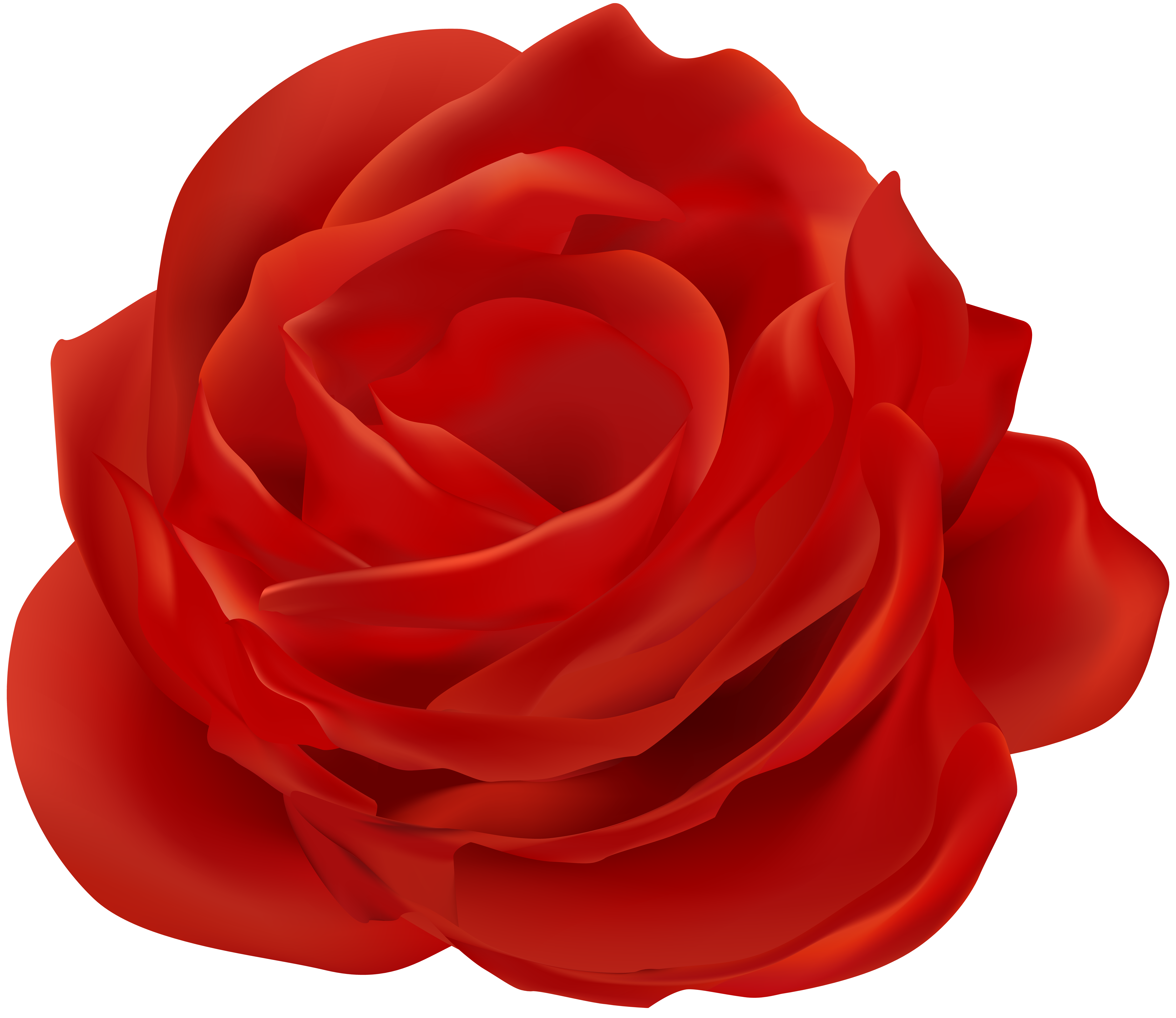 Clipart of rose flower royalty free library Red Rose Flower PNG Clip Art Image | Gallery Yopriceville - High ... royalty free library