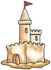 Pictures of sandcastles clipart graphic download Free Sandcastle Cliparts, Download Free Clip Art, Free Clip Art on ... graphic download