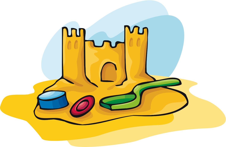 Clipart of sandcastles jpg freeuse stock Sand Castle Cliparts - Cliparts Zone jpg freeuse stock