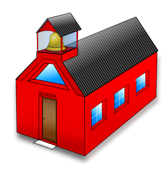 clipart pictures of school buildings - Clipground clip library download