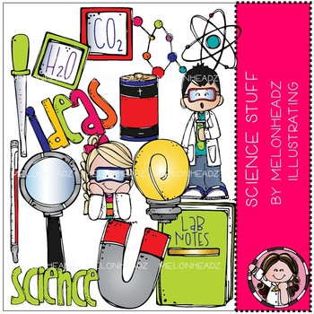 Clipart of science stuff clip freeuse stock Science Stuff clip art - Melonheadz Clipart clip freeuse stock