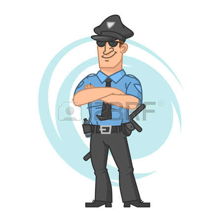 Clipart of security guard jpg royalty free stock 48,619 Security Guard Cliparts, Stock Vector And Royalty Free ... jpg royalty free stock