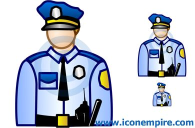 Clipart of security guard image library stock Security Officer Clipart - Clipart Kid image library stock